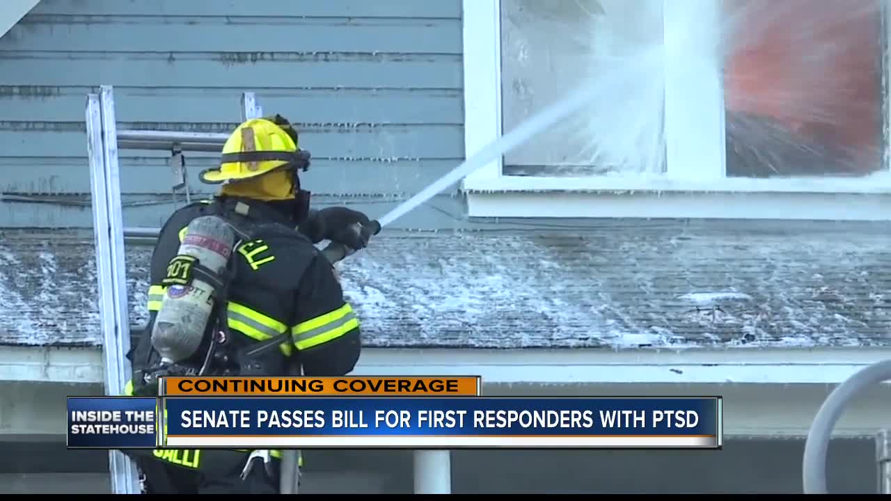 Senate passes bill that helps first responders needing treatment for