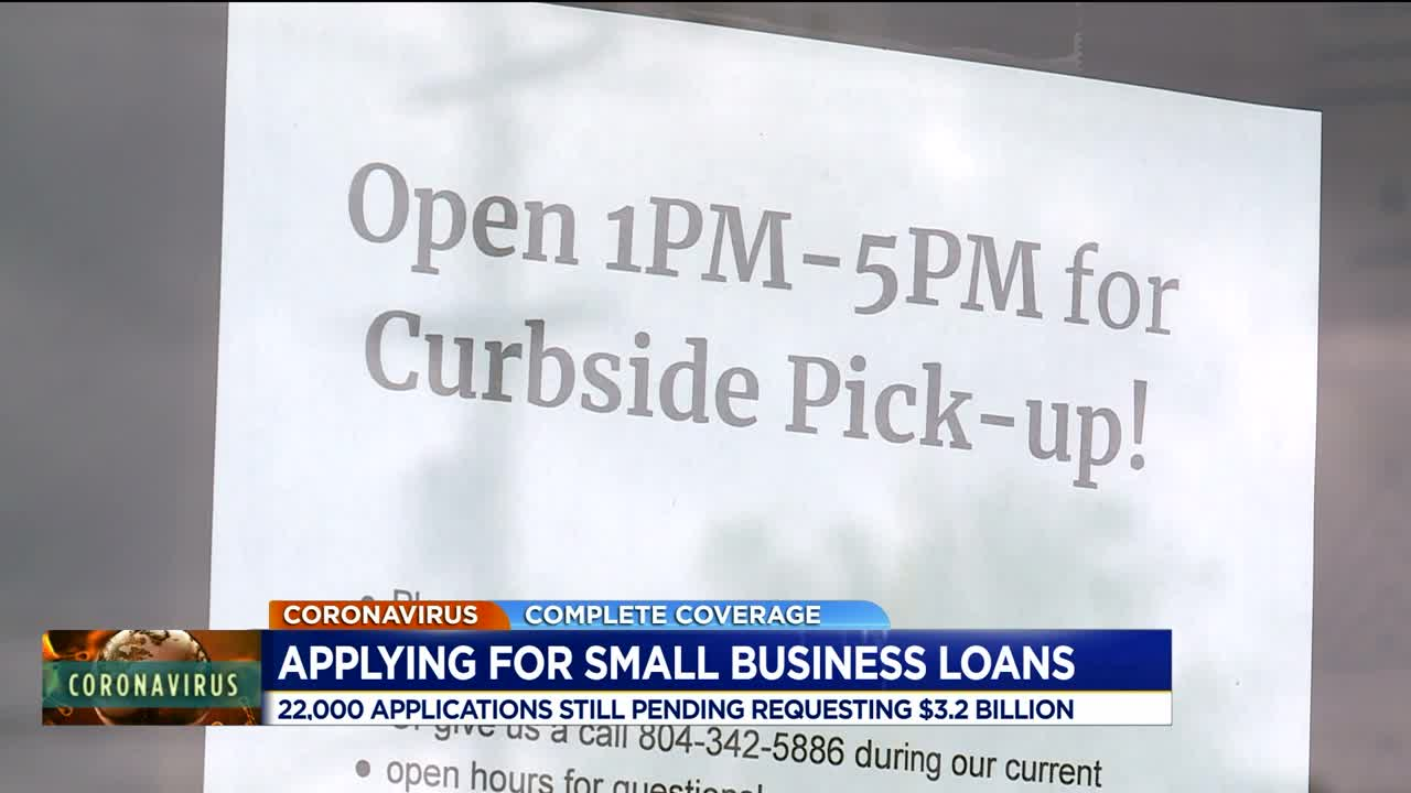 Small Business Owners Scramble For Answers As Loan Fund