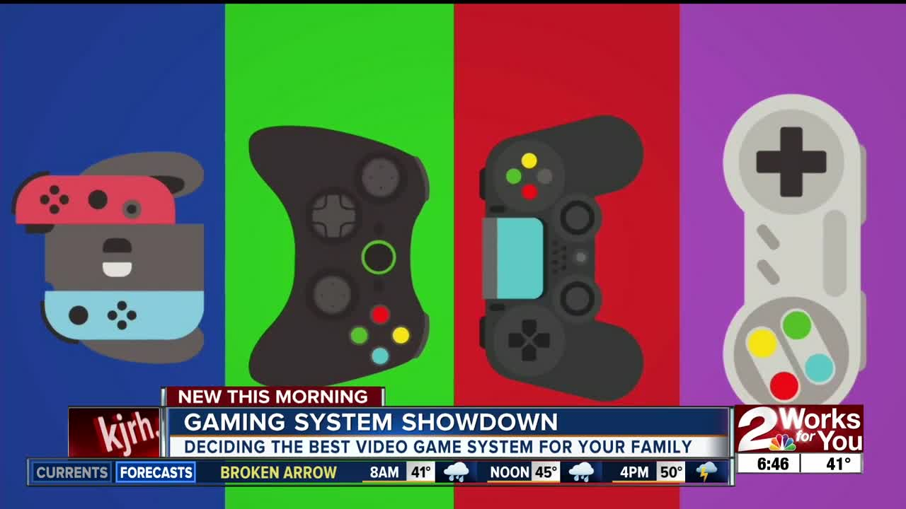 best gaming system for adults