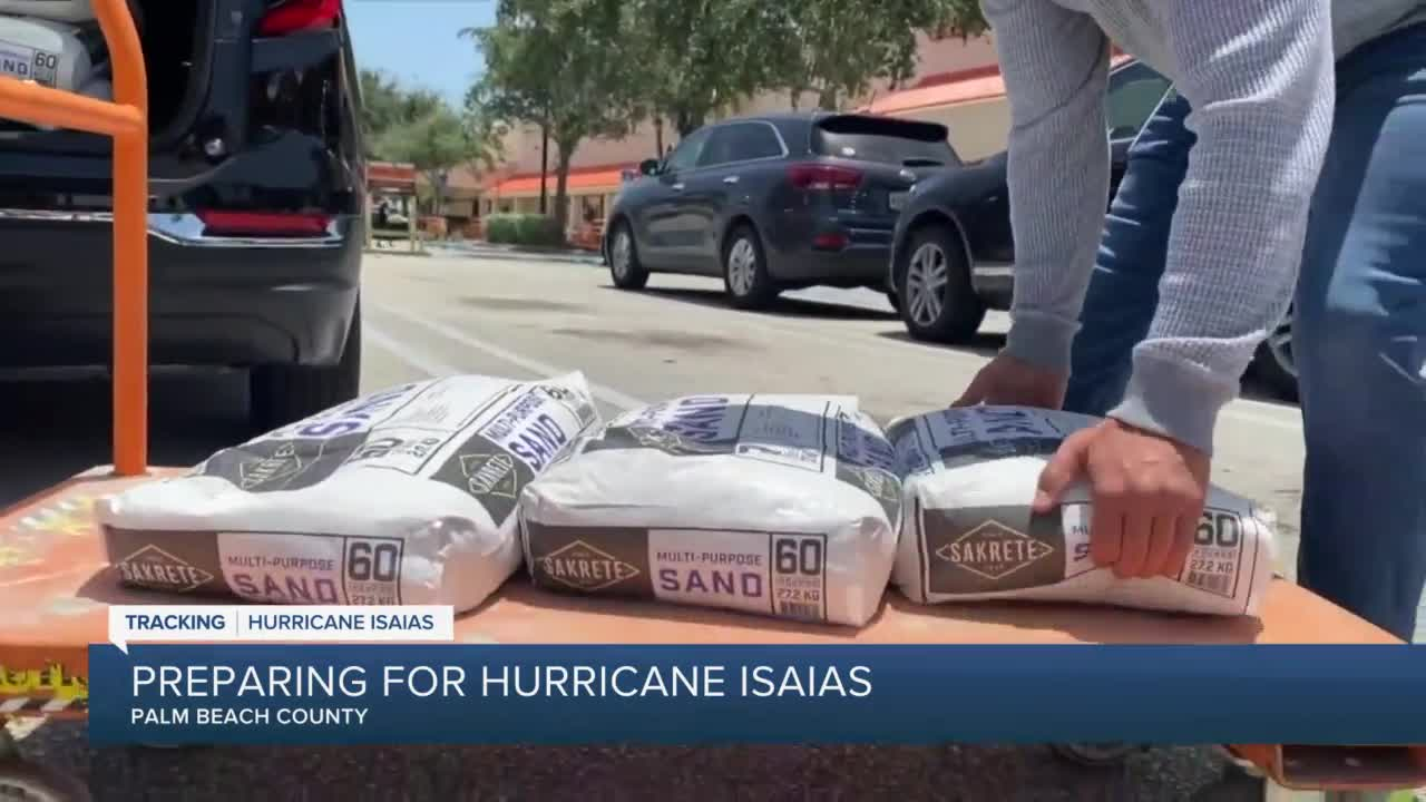 US Coast Guard Prepares for Arrival of Hurricane Isaias