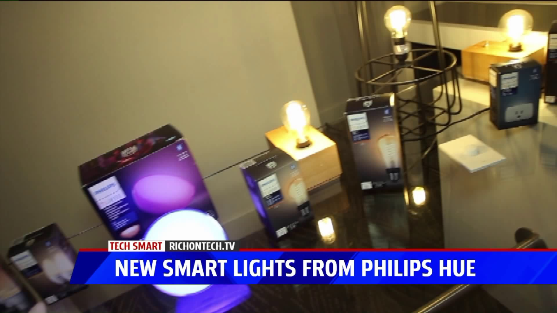 Smart Bulbs Are The Next Step In Lighting