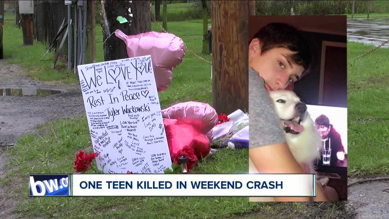 Police release name of teen who died in West Seneca Mother's