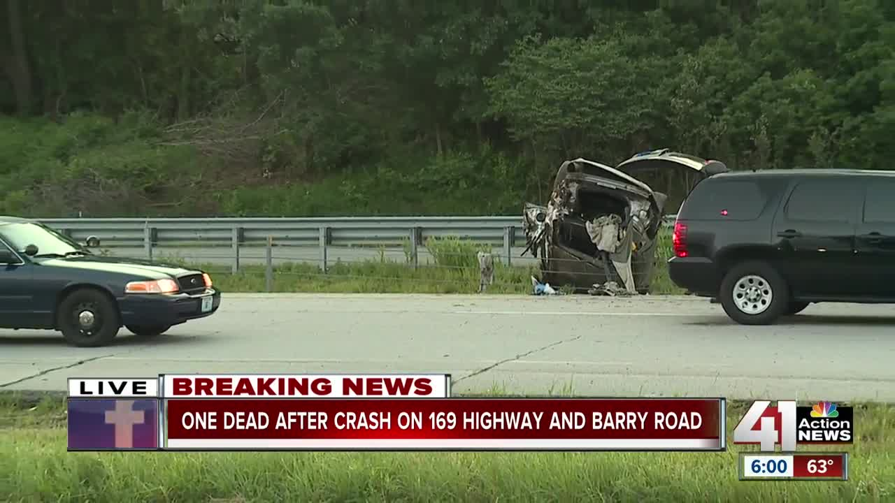 Man dead, 4 people seriously injured following early morning crash