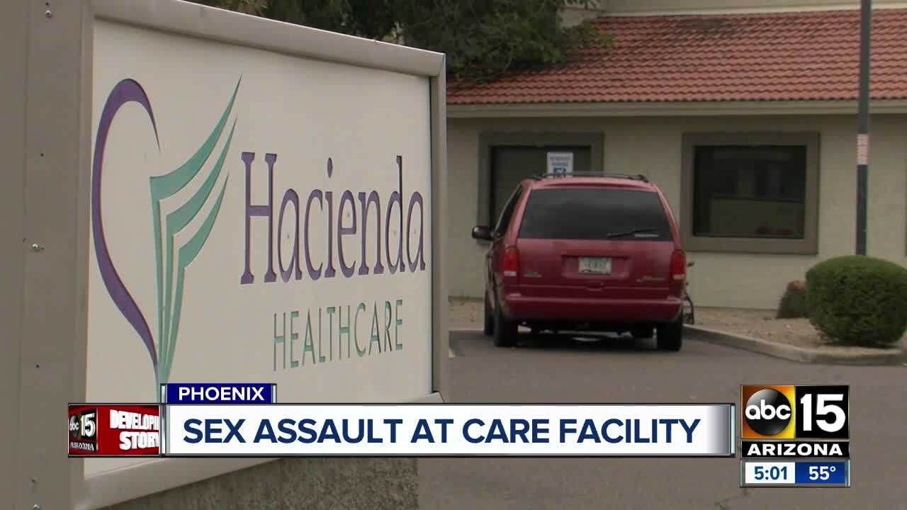 Facility's CEO resigns after vegetative patient gives birth