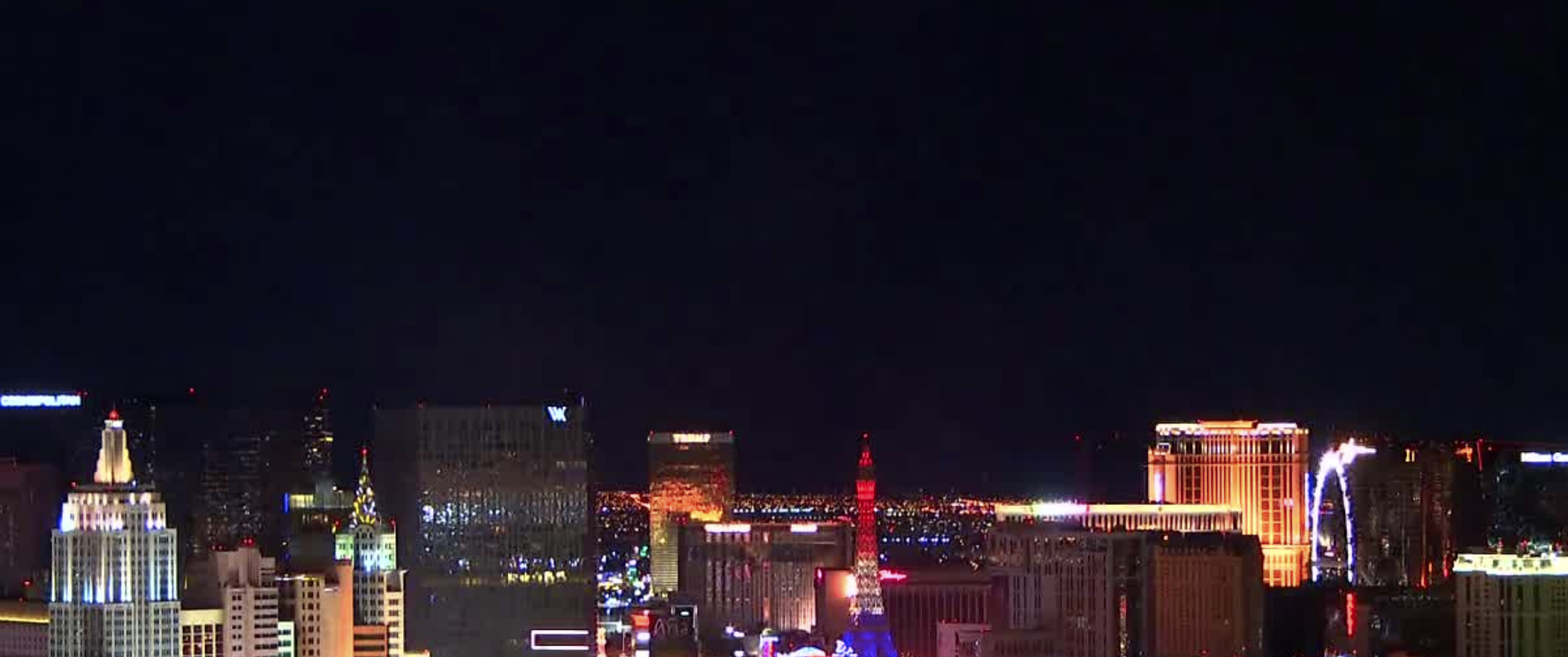 Canceled Light Up Las Vegas On The Strip Not Happening Following Stay At Home Order