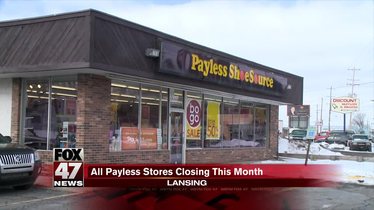 e1fee845c Payless Shoes announced Tuesday plans to close 400 stores in the United  States as part of a Chapter 11 filing.