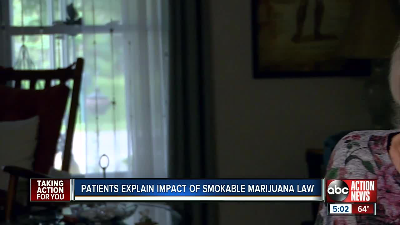 Gov. DeSantis signs bill to allow smokable medical marijuana