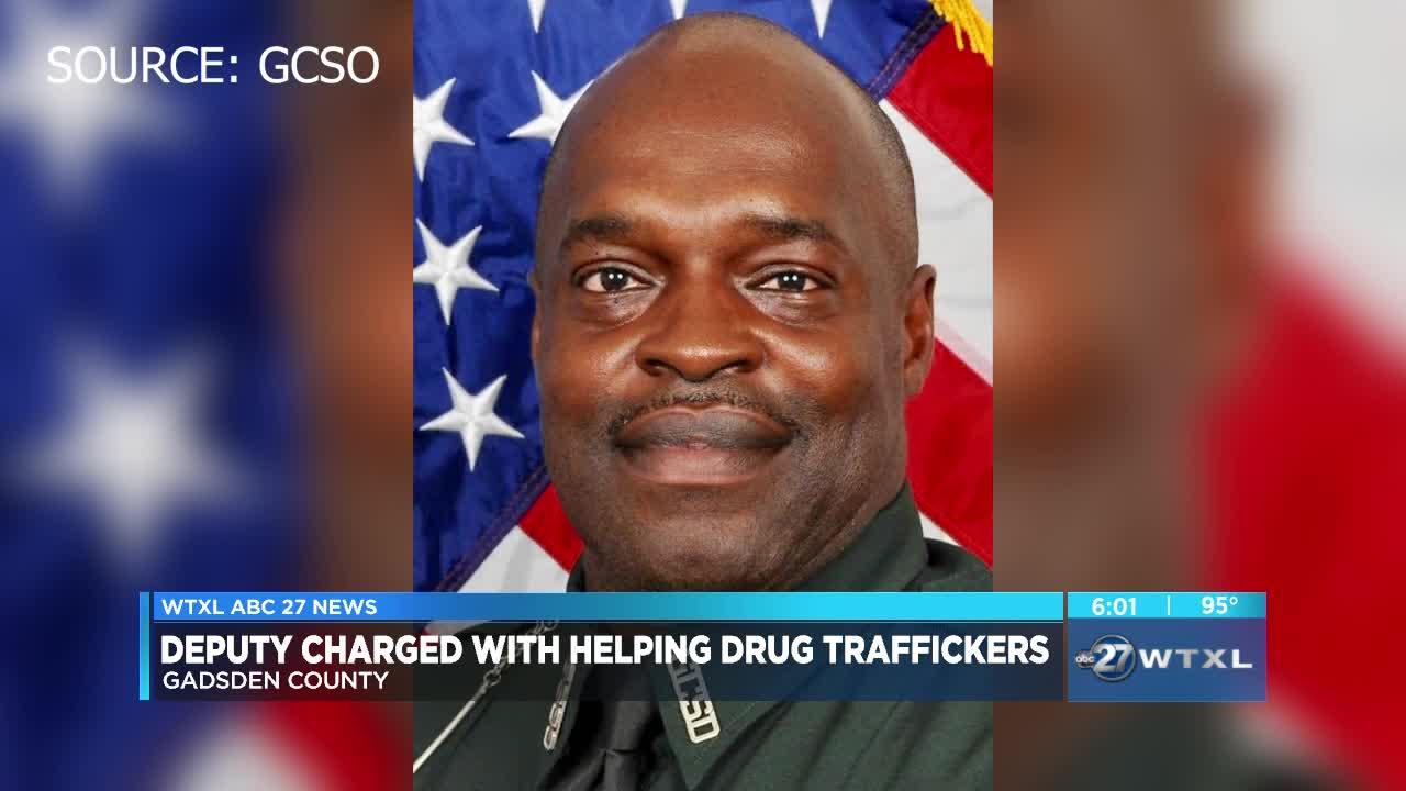 Feds: Gadsden County deputy helped local drug traffickers avoid