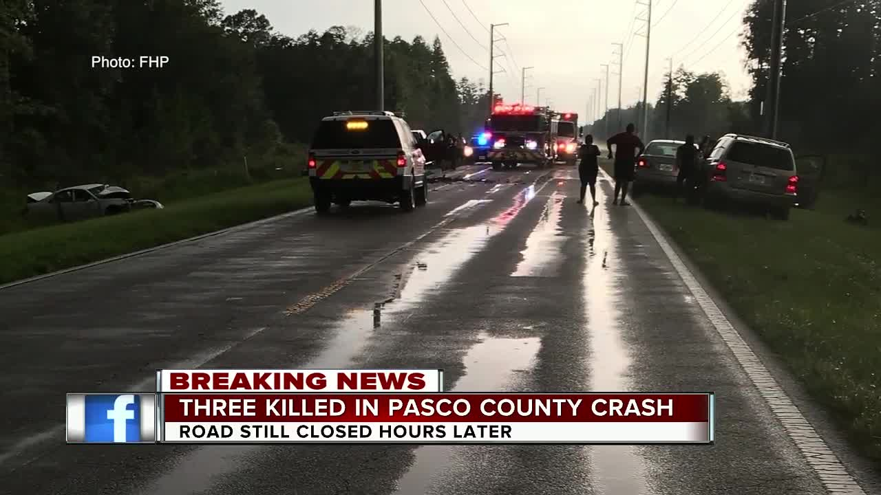 polk co. couple among three killed, two children injured in
