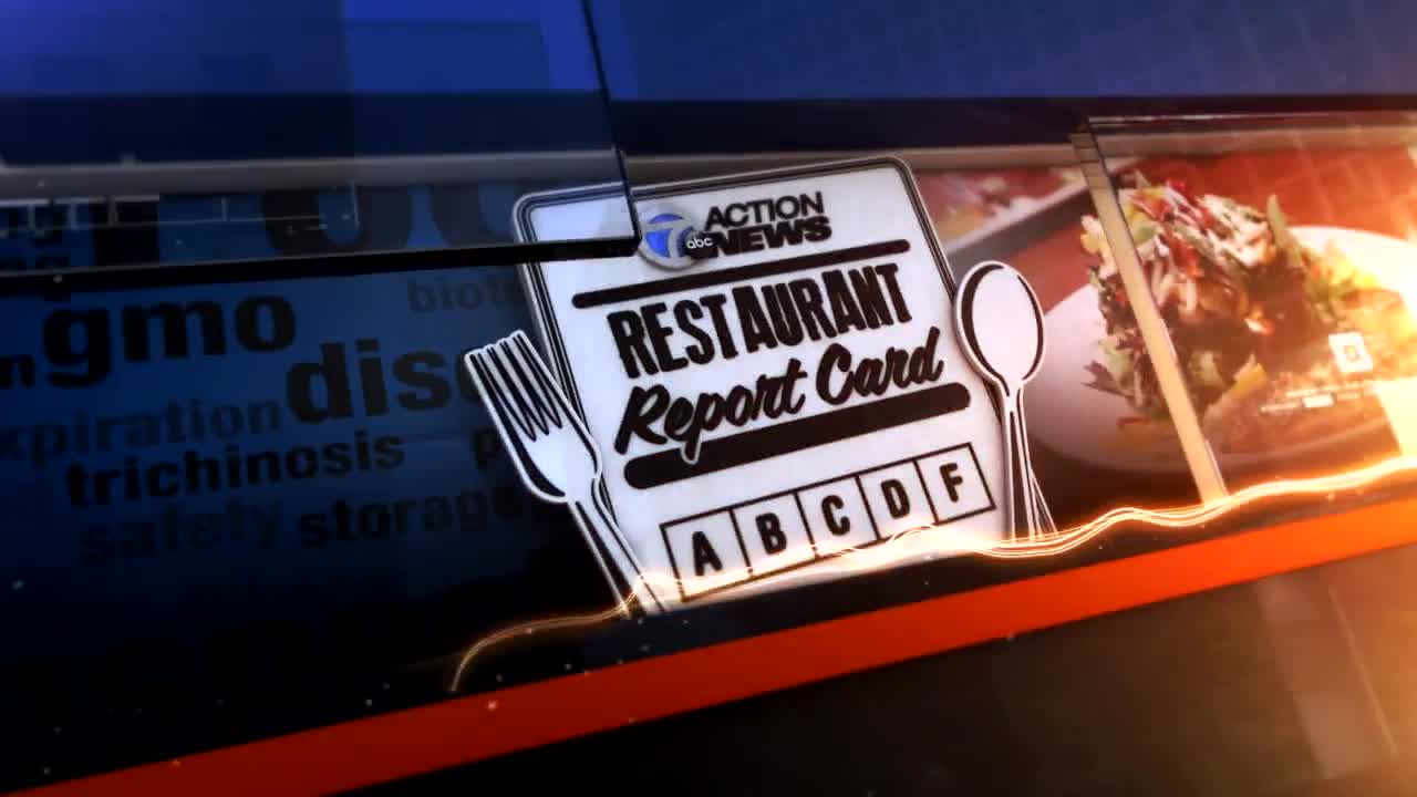 Restaurant Report Card - Searching for A's in Chesterfield Township