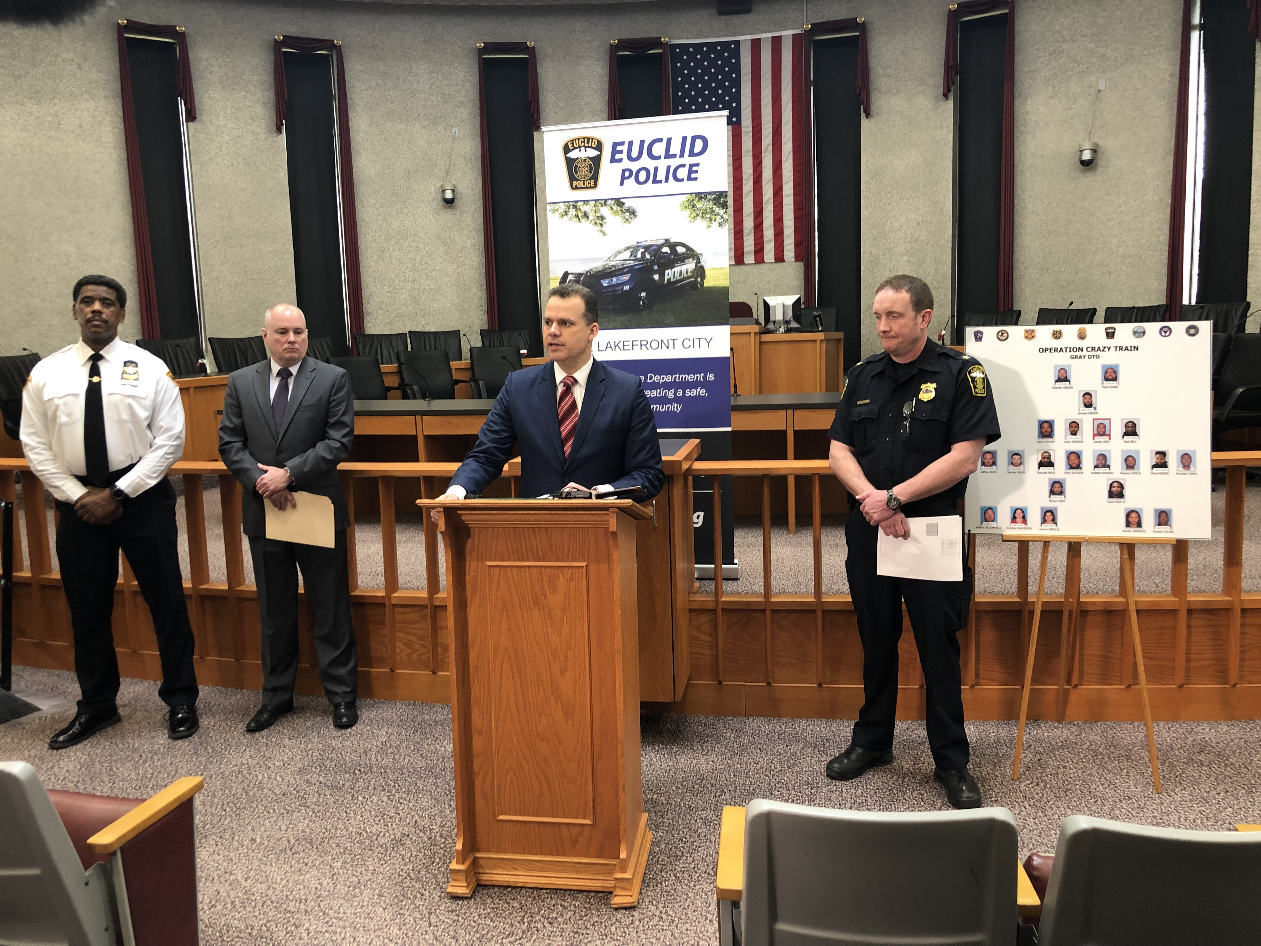 22 people indicted for their role to traffic fentanyl and