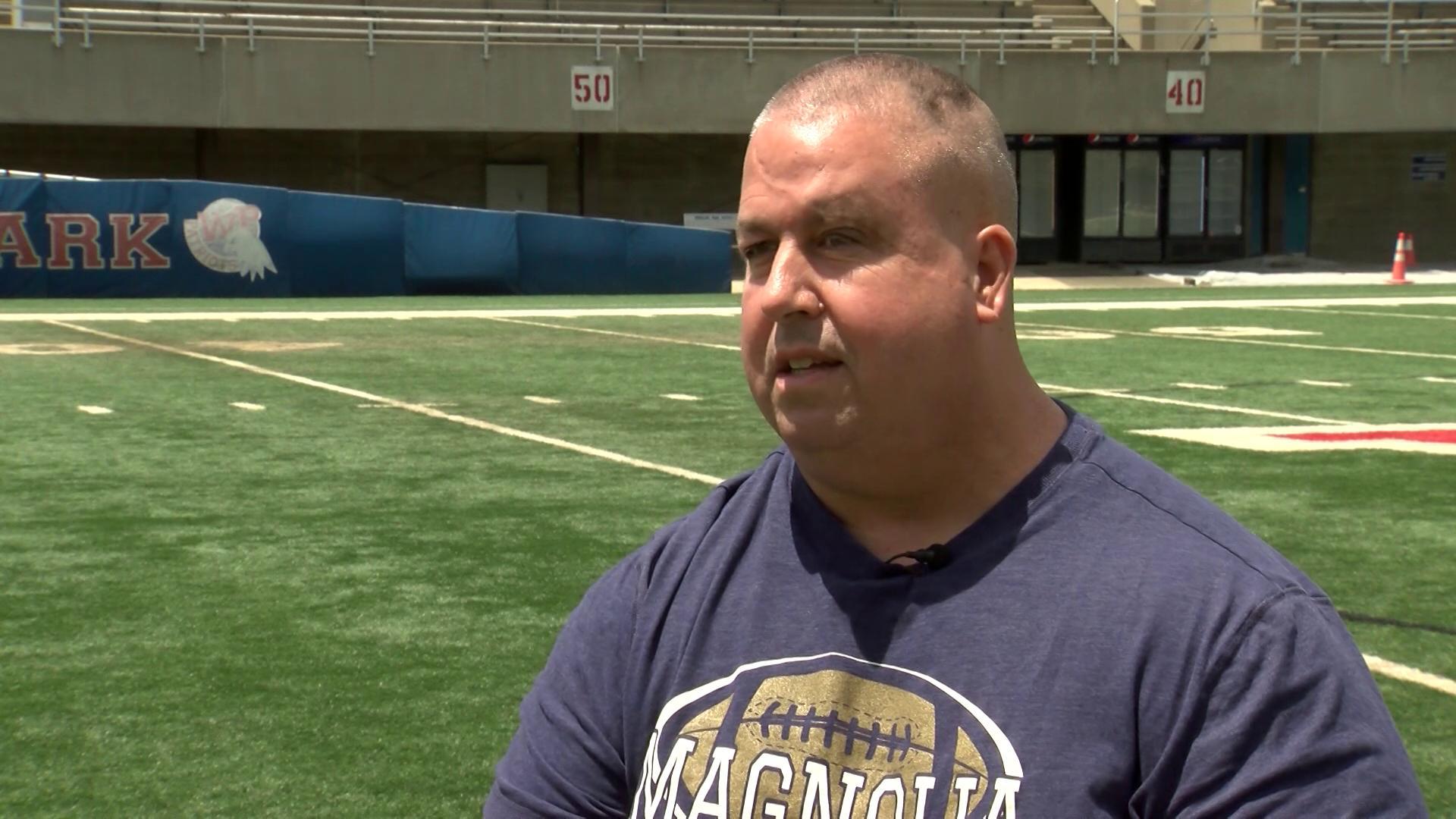 Coach Dave Chapman