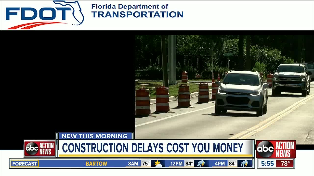 FDOT paid contractors $8 million in bonuses as state road