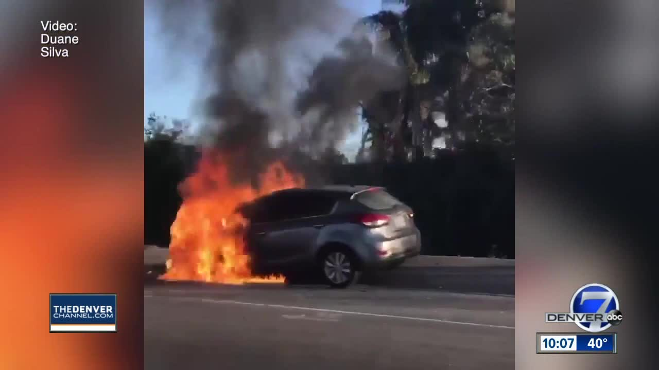 Questions after fires in Kia & Hyundai vehicles: Sorentos