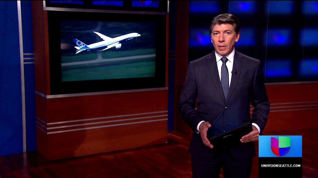 Boeing podría mudar producción de 787 Dreamliner fuera de Everett