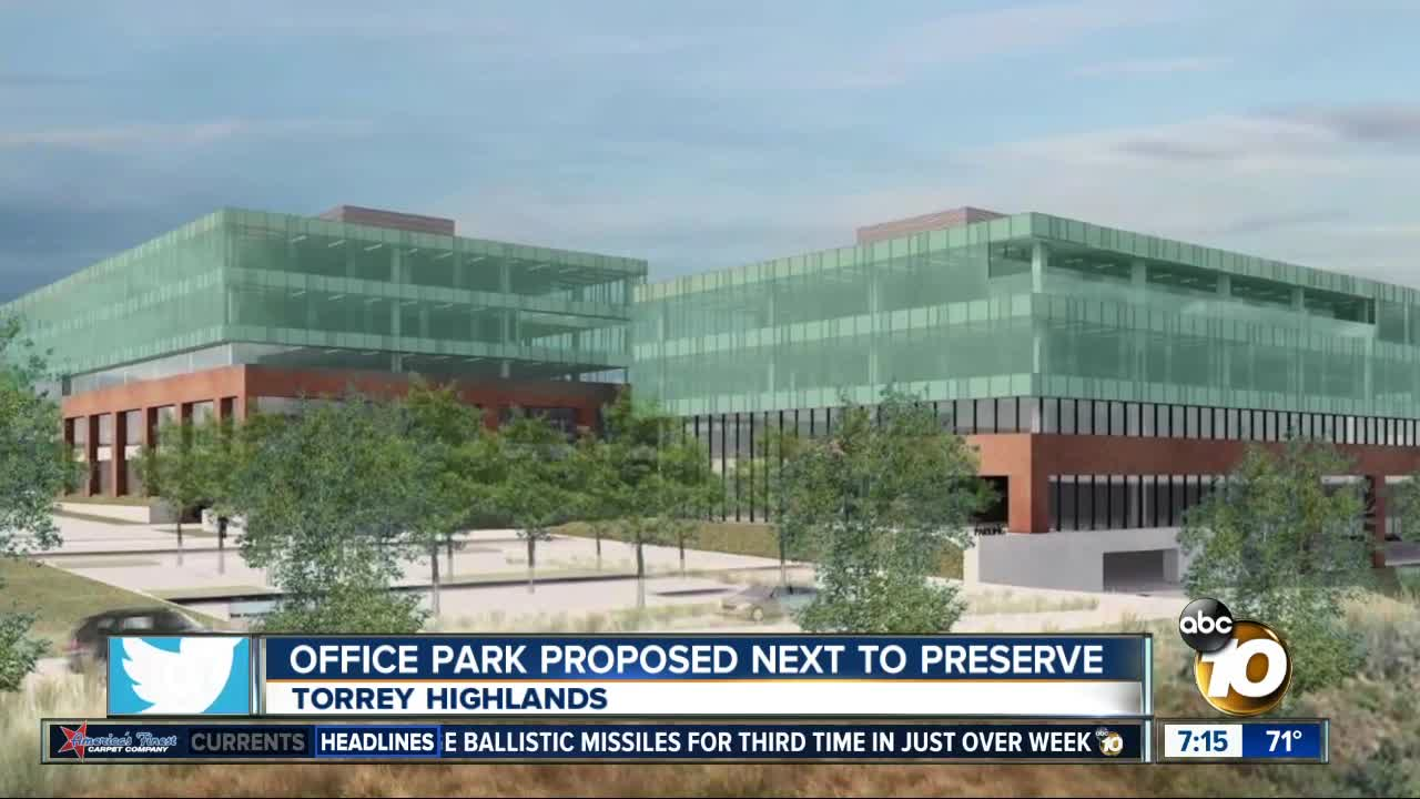 San Diego leaders to vote on controversial Torrey Highlands