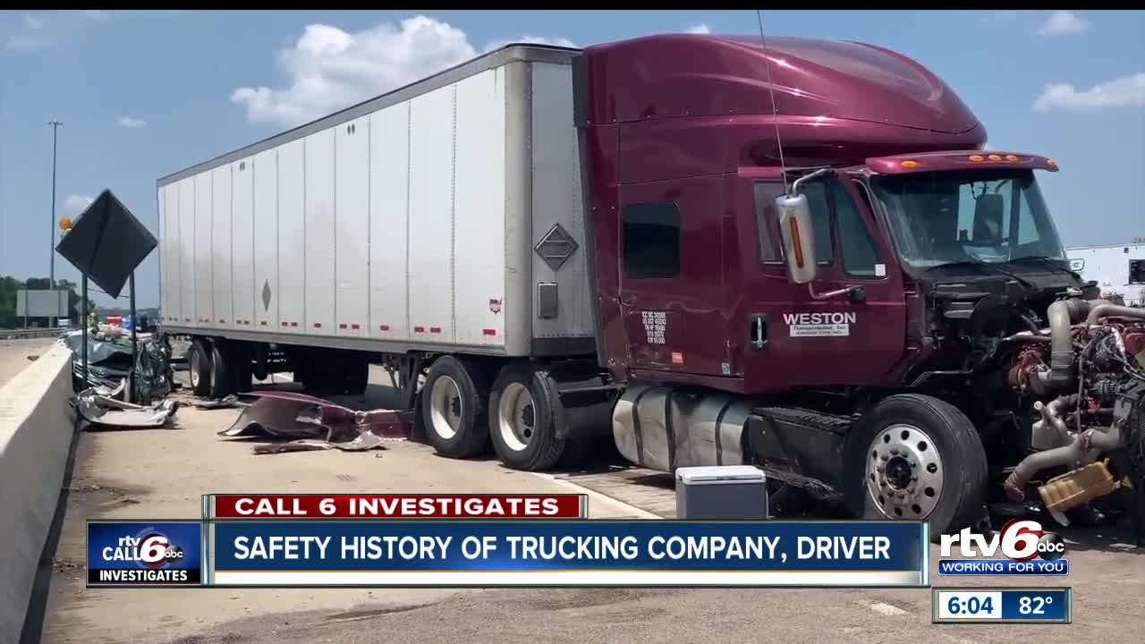 CALL 6: Company that owns semi in crash that killed mom ... Map Of I Semi Accident on interstate 80 accident, i 80 accident, i-27 accident, us 340 accident, i-26 accident, i-5 accident, fatal car crash accident, i 40 accident, i-271 accident, interstate 84 accident, interstate 20 accident, route 80 accident, i-79 accident, route 78 accident, i-95 accident, i 90 accident, i-295 accident, i-20 accident, i-93 accident, i-4 accident,