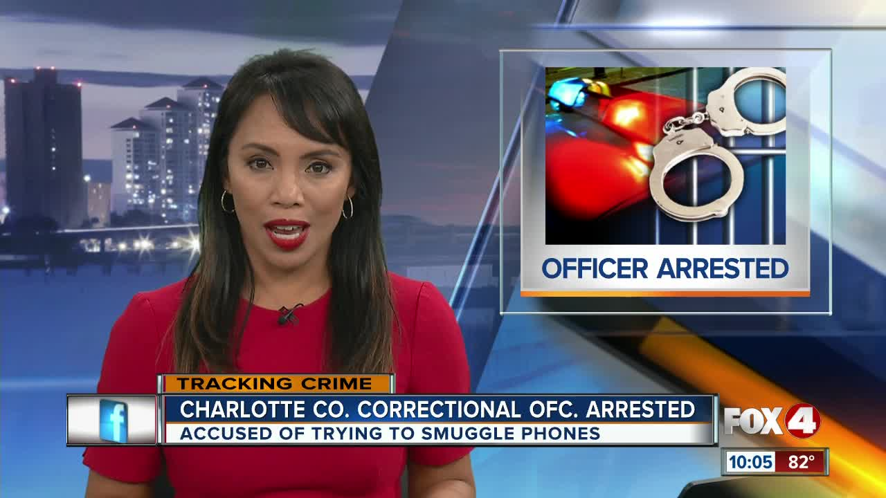 Corrections officer found smuggling cell phones into jail in her pants