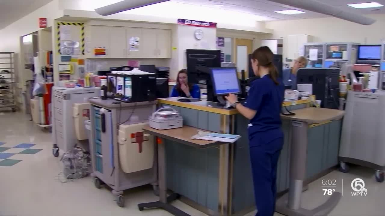 American hospitals running out ICU beds