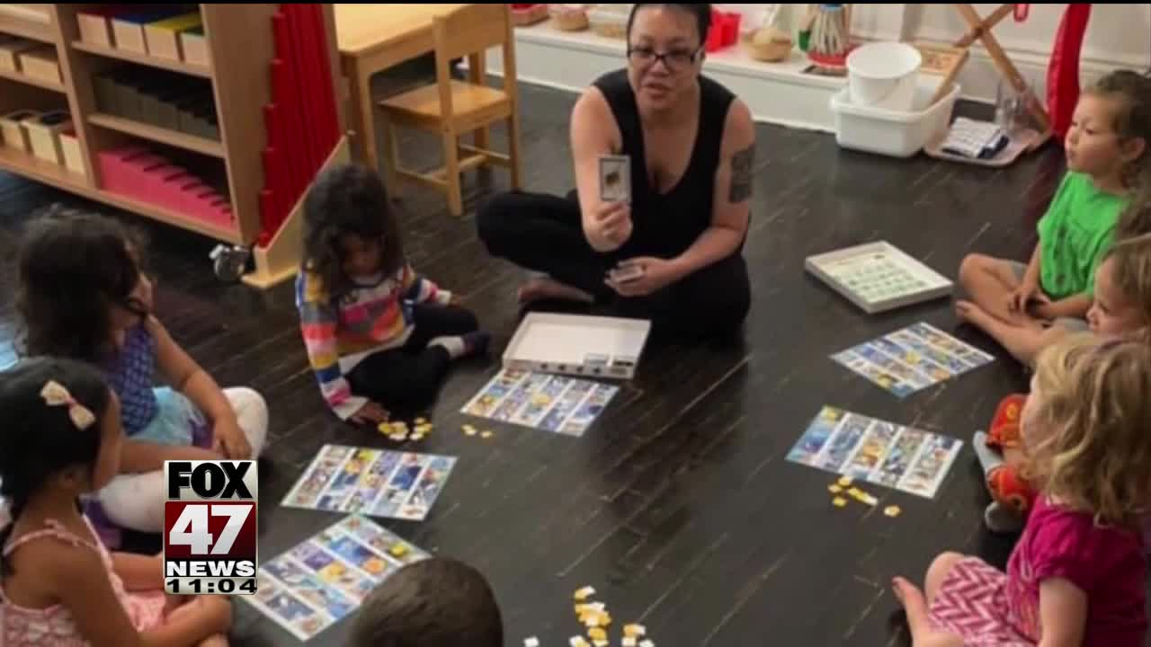 Getting Back To Work: Child Care An Issue For Families