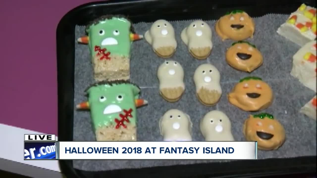 fantasy island offering a scary good time for the whole family