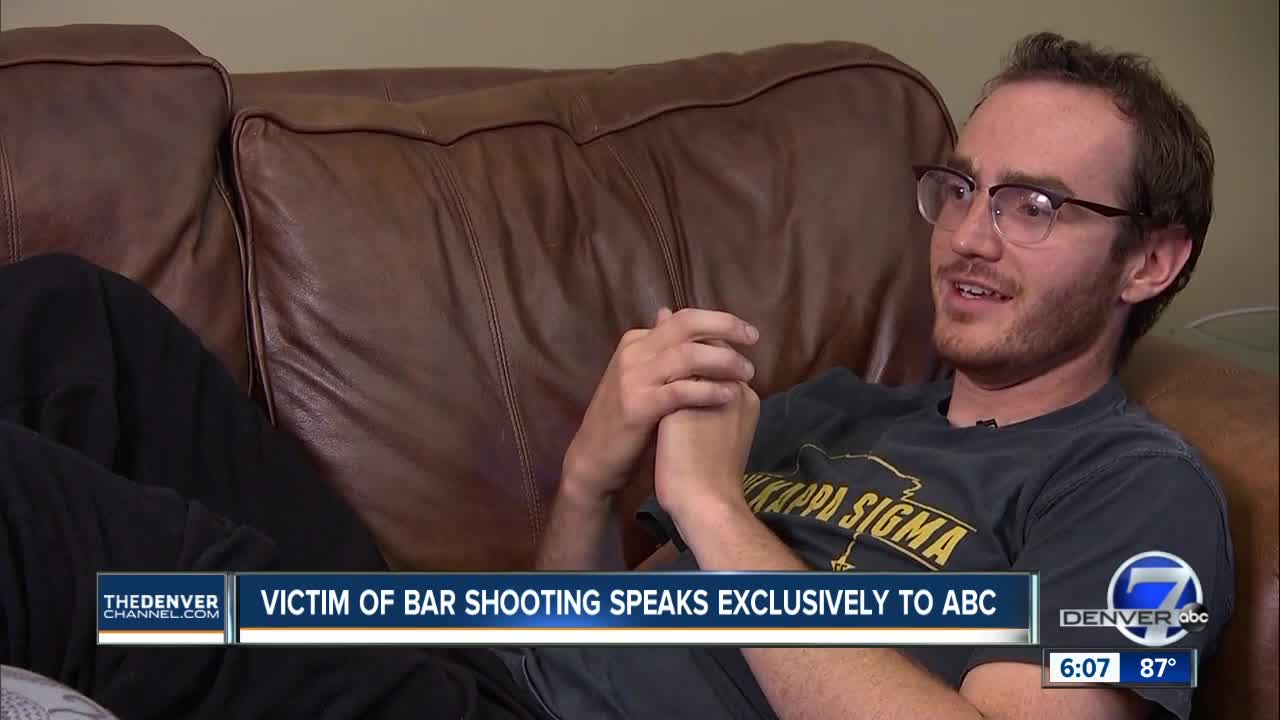 Victim in FBI shooting at Mile High Spirits in Denver speaks out