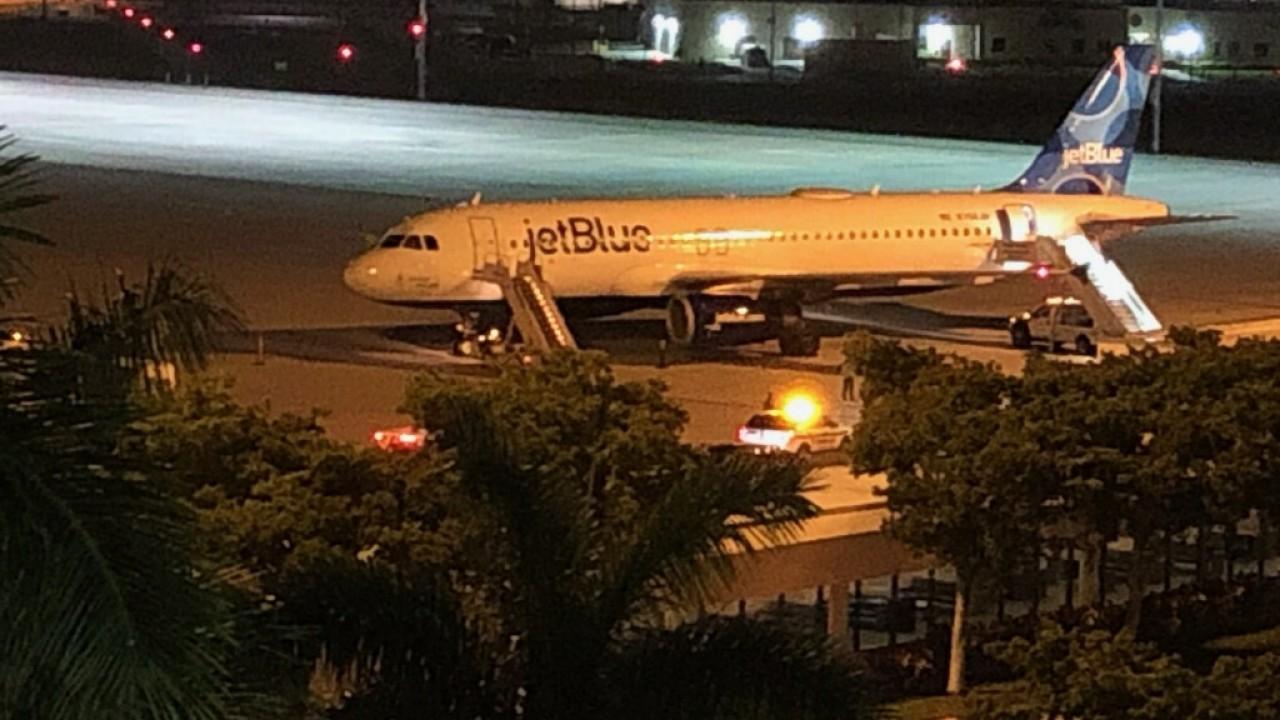 JetBlue Bars Coronavirus Passenger For Life 03/16/2020
