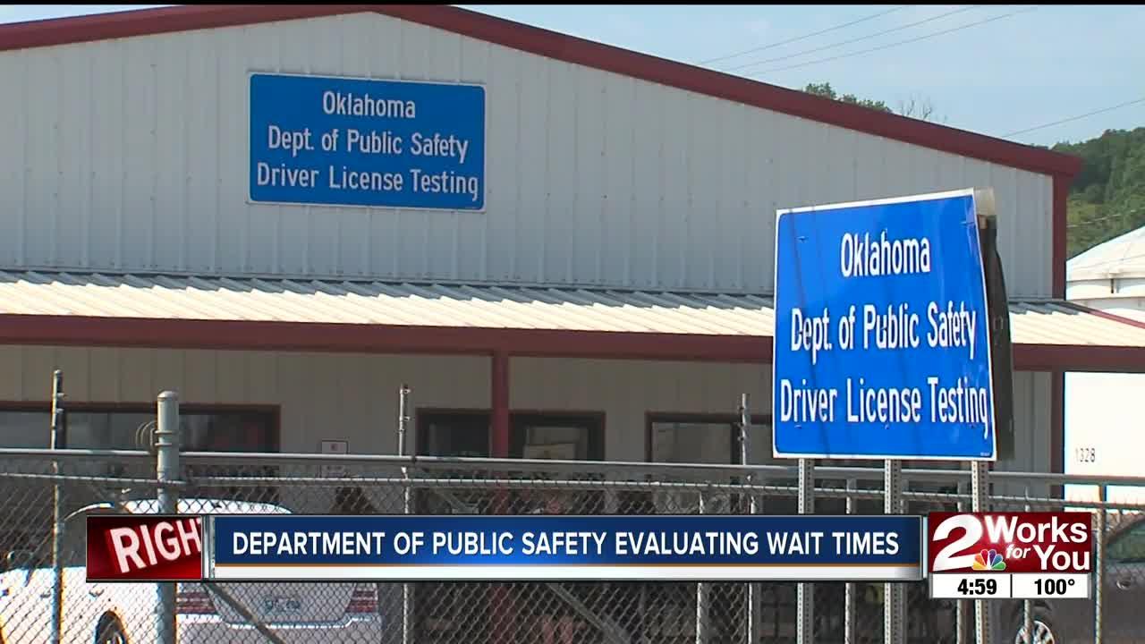 oklahoma drivers license renewal tulsa
