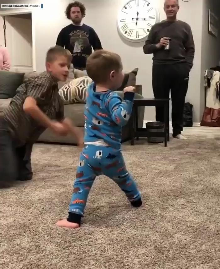Superhero in Training