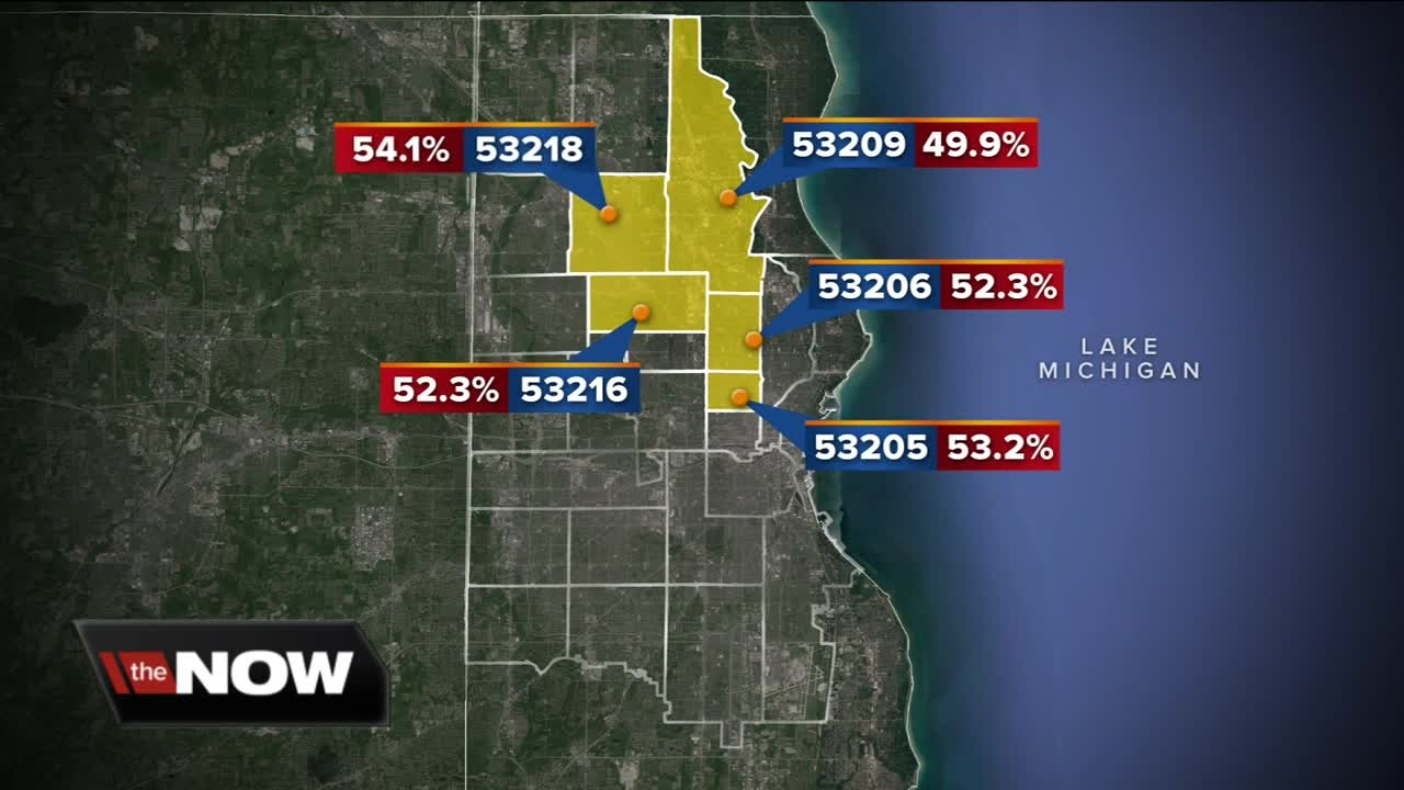 53209 Zip Code Map.Wisconsin Is Packing On The Pounds Uw Study Reveals Milwaukee