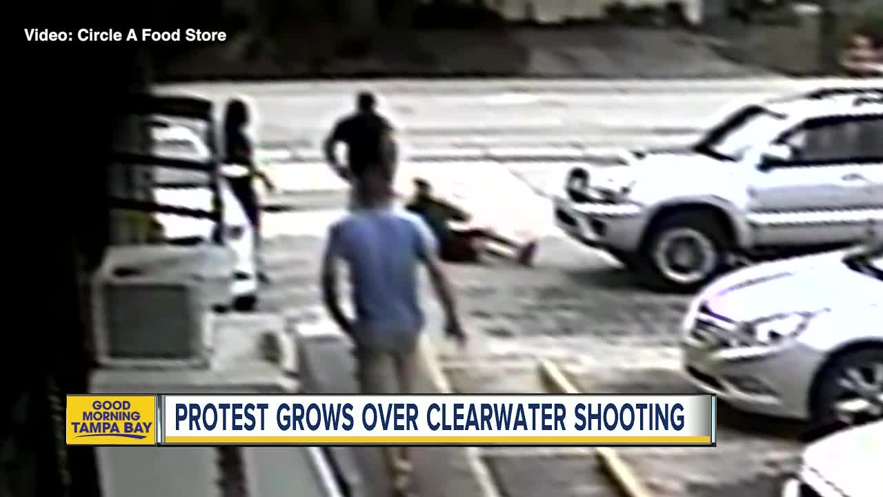 Video shows deadly shooting over parking spot at Clearwater