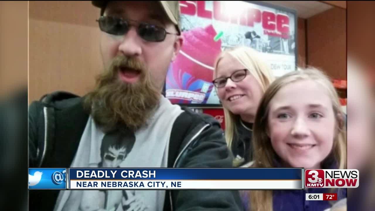 Driver arrested for deadly Nebraska City crash