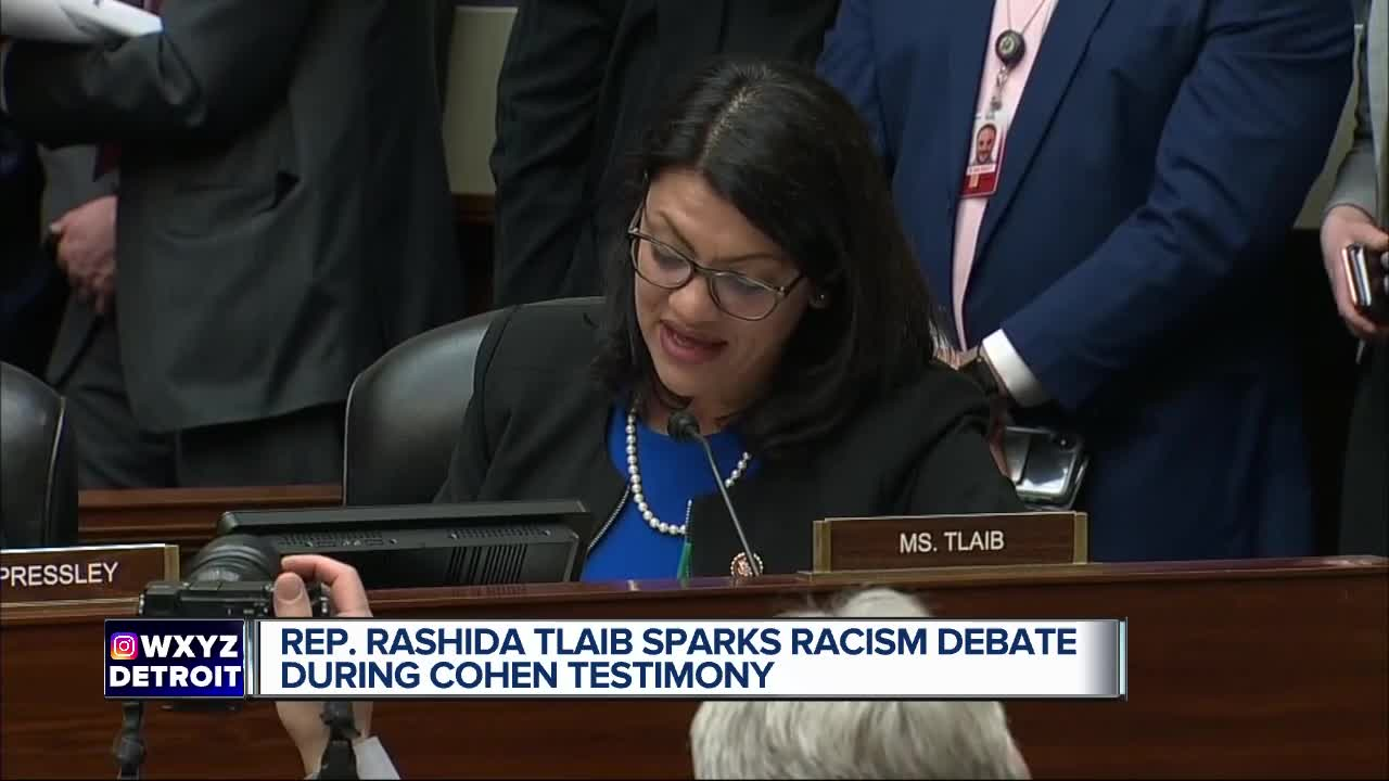 Don Lemon blasts republican congressman for 'racist act' at Cohen hearing