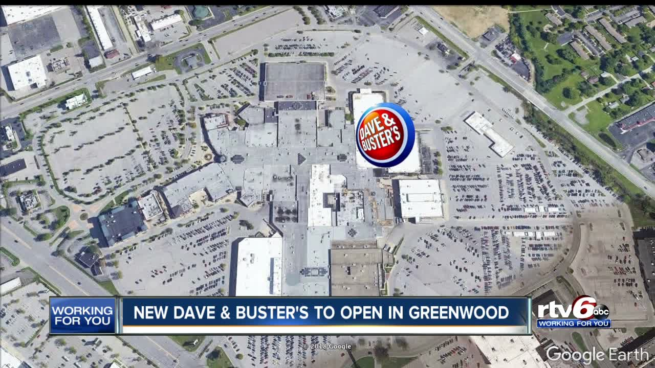 Dave & Buster\'s to open location in Greenwood