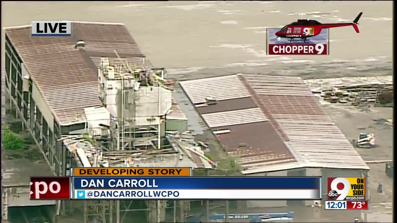 Worker Falls 80 Feet Dies At Former West Chester Manufacturing Site