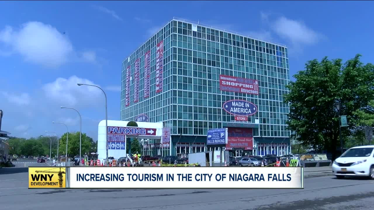 As The City Of Niagara Falls Gears Up For Summer It Hopes