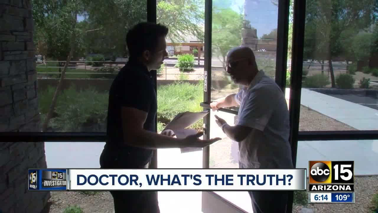 ABC15 uncovers major questions about Valley dentist's anesthesia