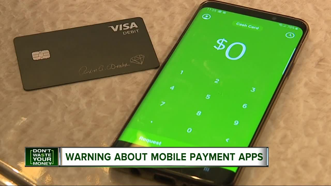 A Mich  woman says she couldn't transfer Cash App funds to her bank