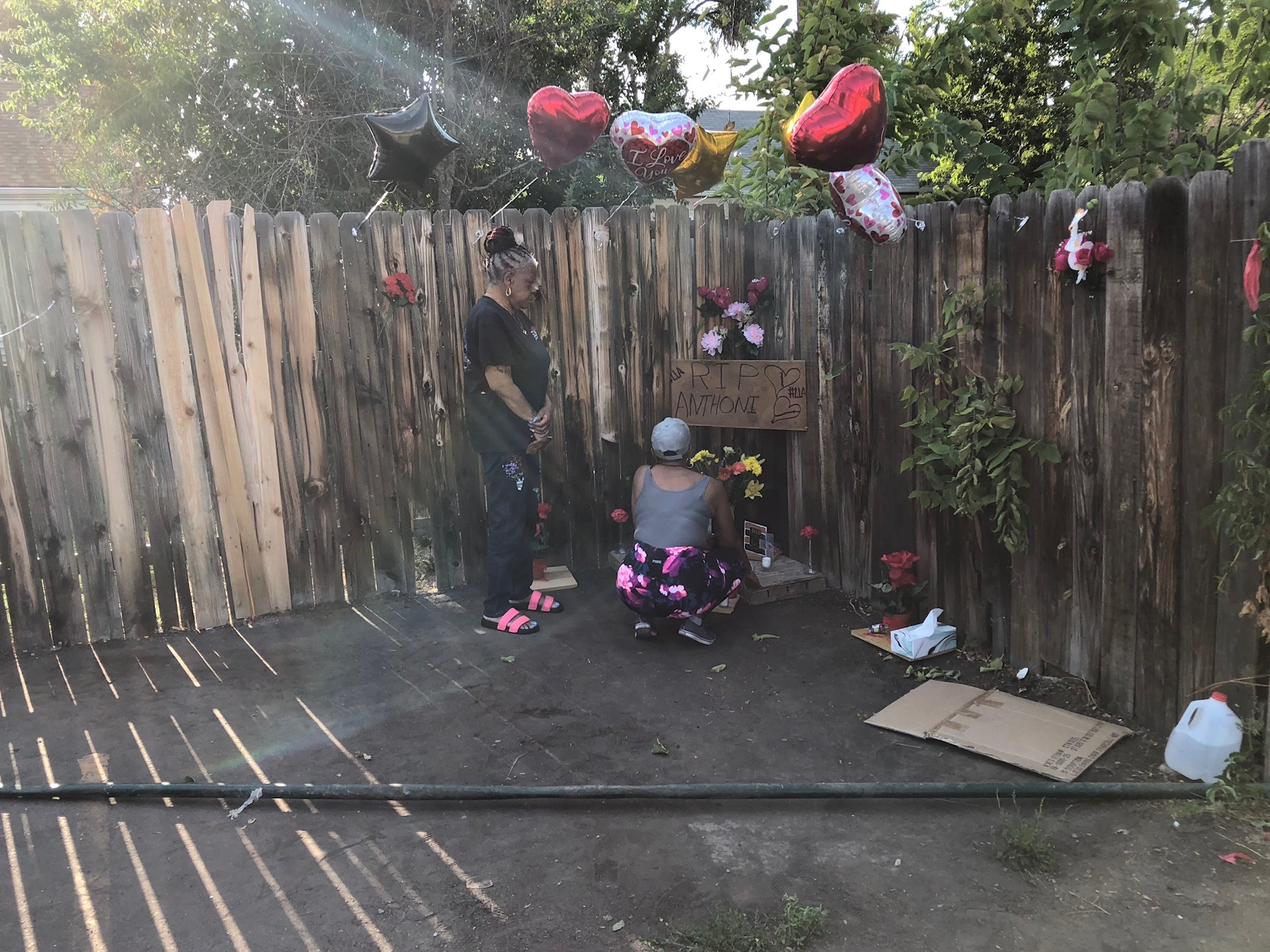 Family Member Says There Was A Link Between Gunman Two Men And Boy