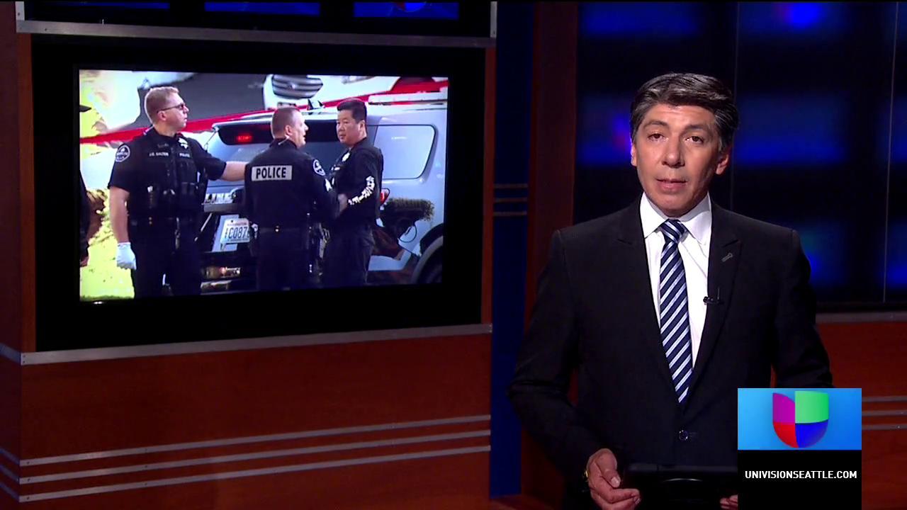 Muere hombre a manos de policía en Shoreline