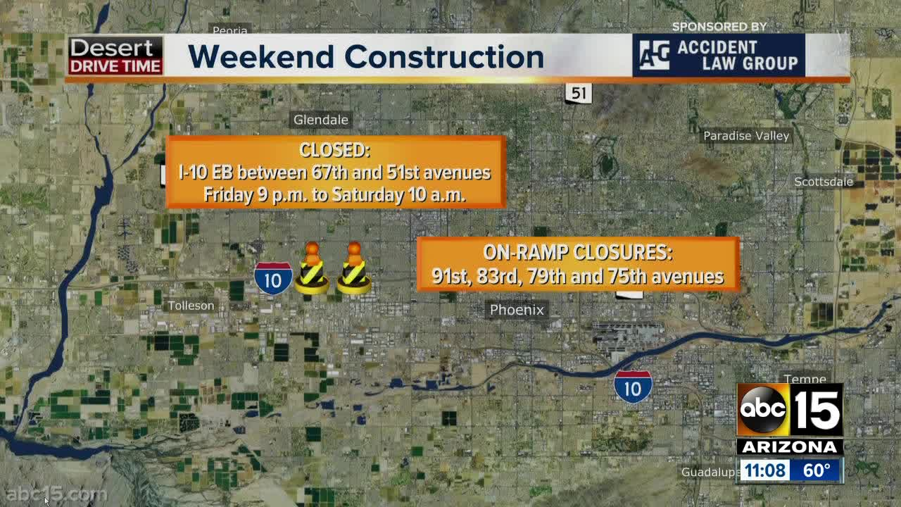 Weekend Travel Alert: March 8-11 Loop 101 and I-10 will be ... on interstate 421 map, i-10 map, interstate 4 map, interstate 25 map, lincoln way map, interstate 8 map, interstate 81 map, texas map, interstate 75 map, interstate 5 map, interstate 27 map, interstate 20 map, interstate i-10, interstate 70 map, i-70 colorado road map, interstate 80 map, highway 82 map, interstate 422 map,