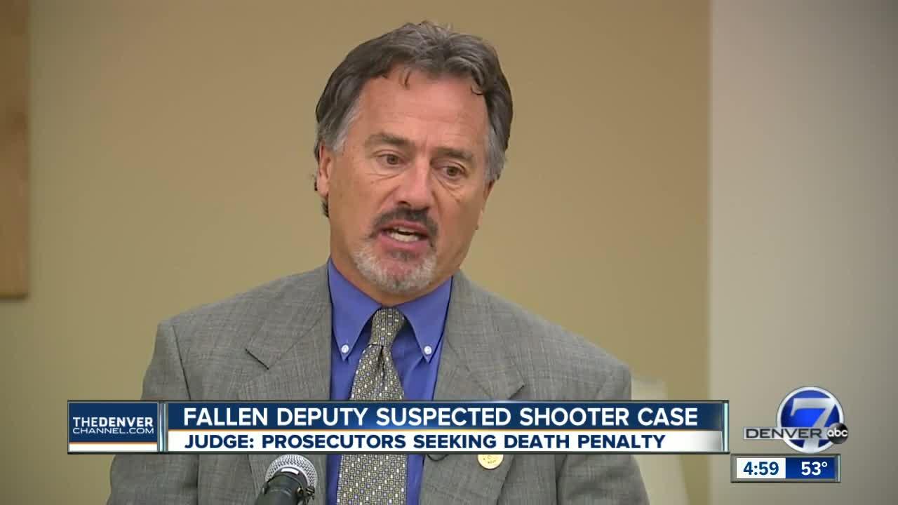 Prosecutors will seek death penalty for man accused of