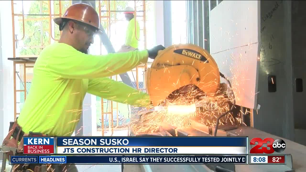 Kern Back In Business: Construction jobs in need in ...