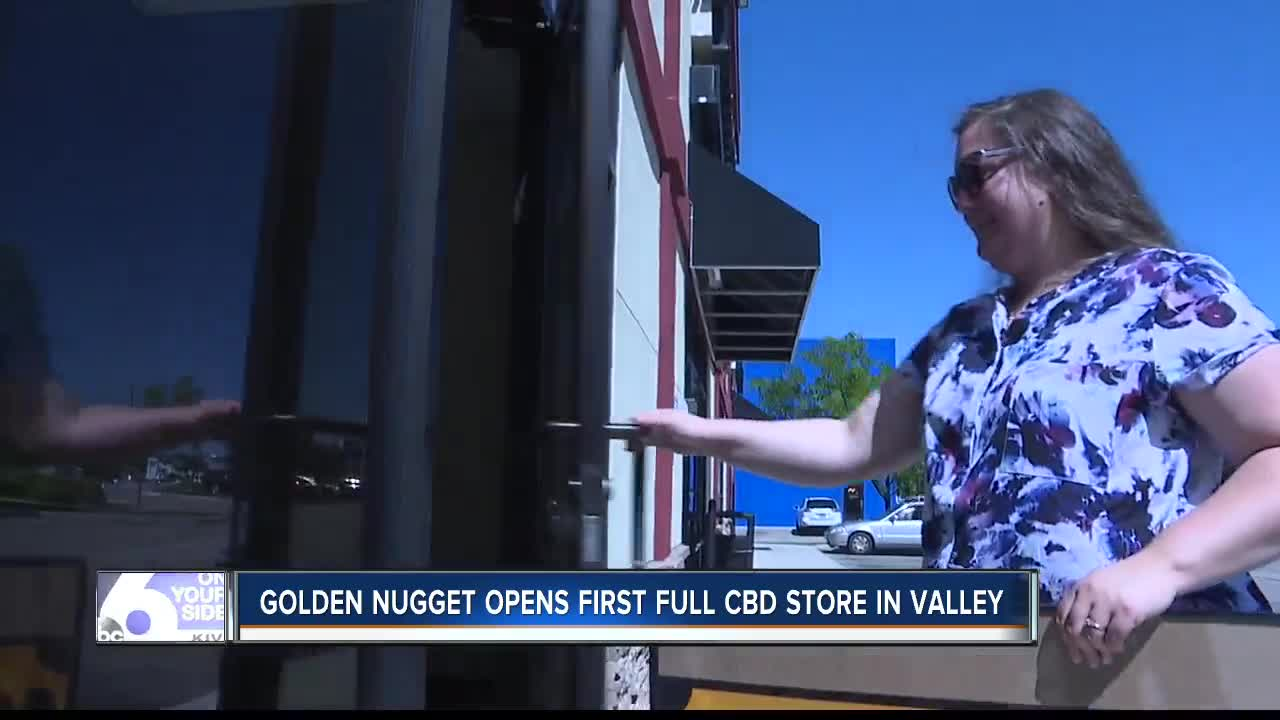 Ontario business owners open CBD shop soon in Meridian