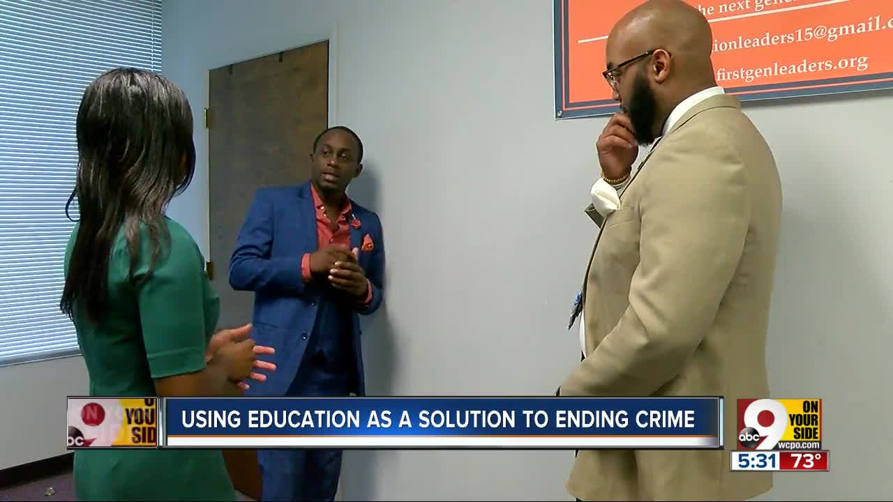Black Males Mancave aims to end crime through mentorship