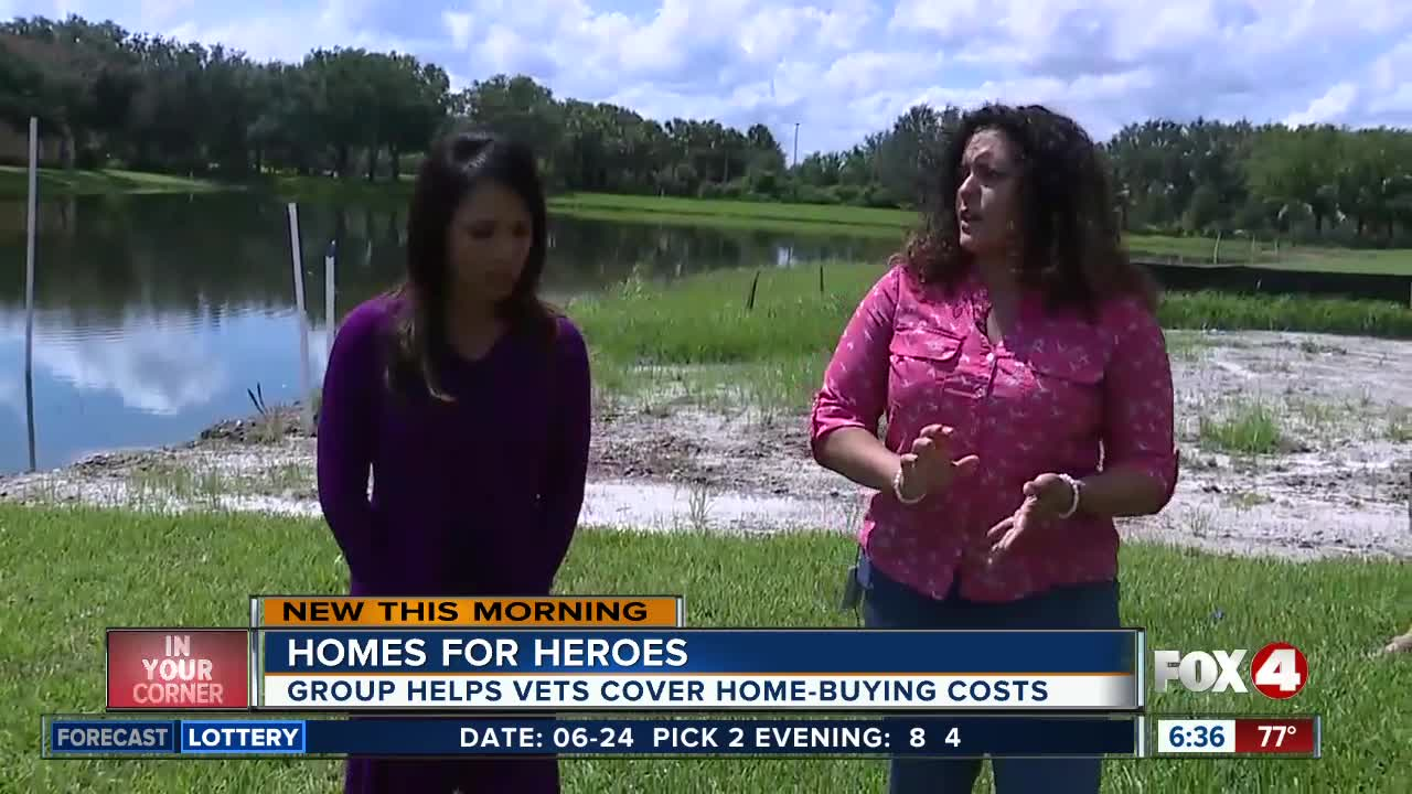 Homes For Heroes In Southwest Florida
