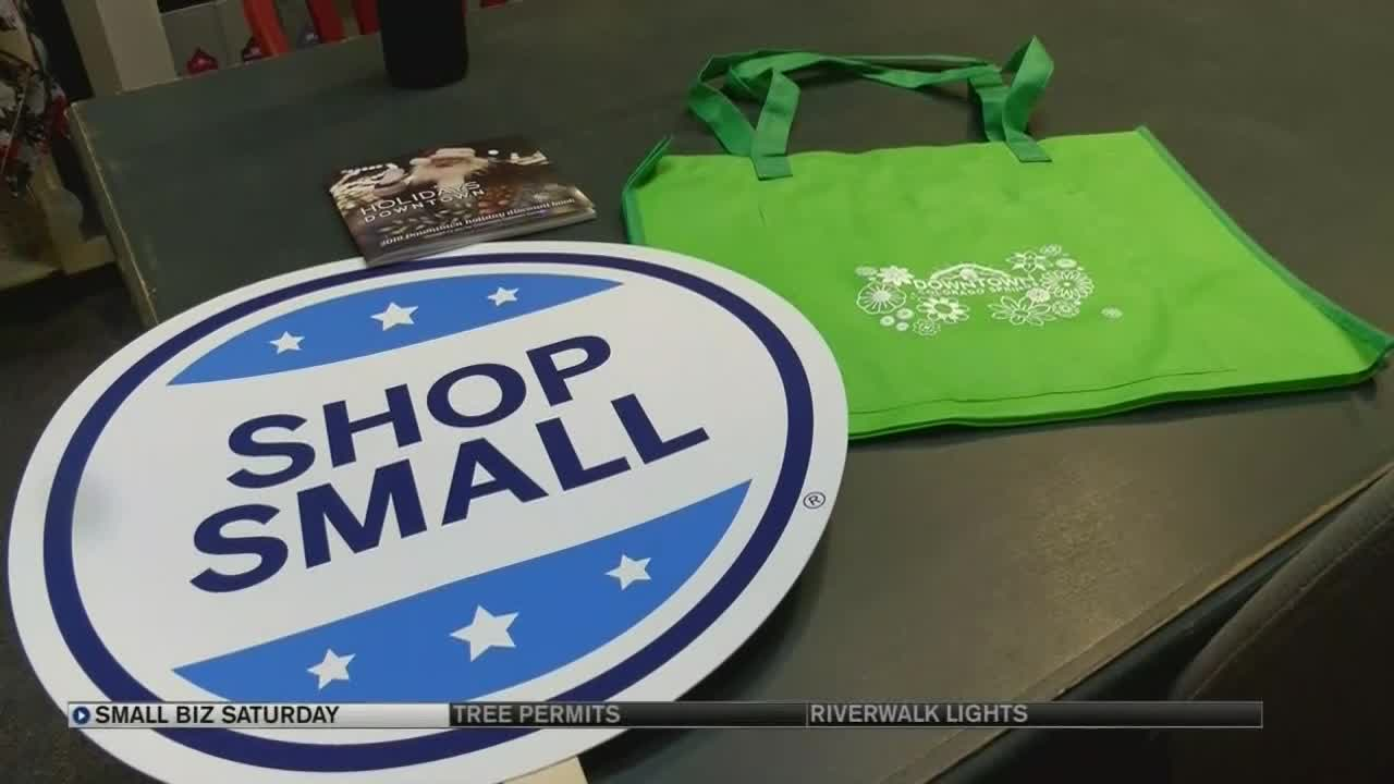 Small Business Saturday makes a big impact