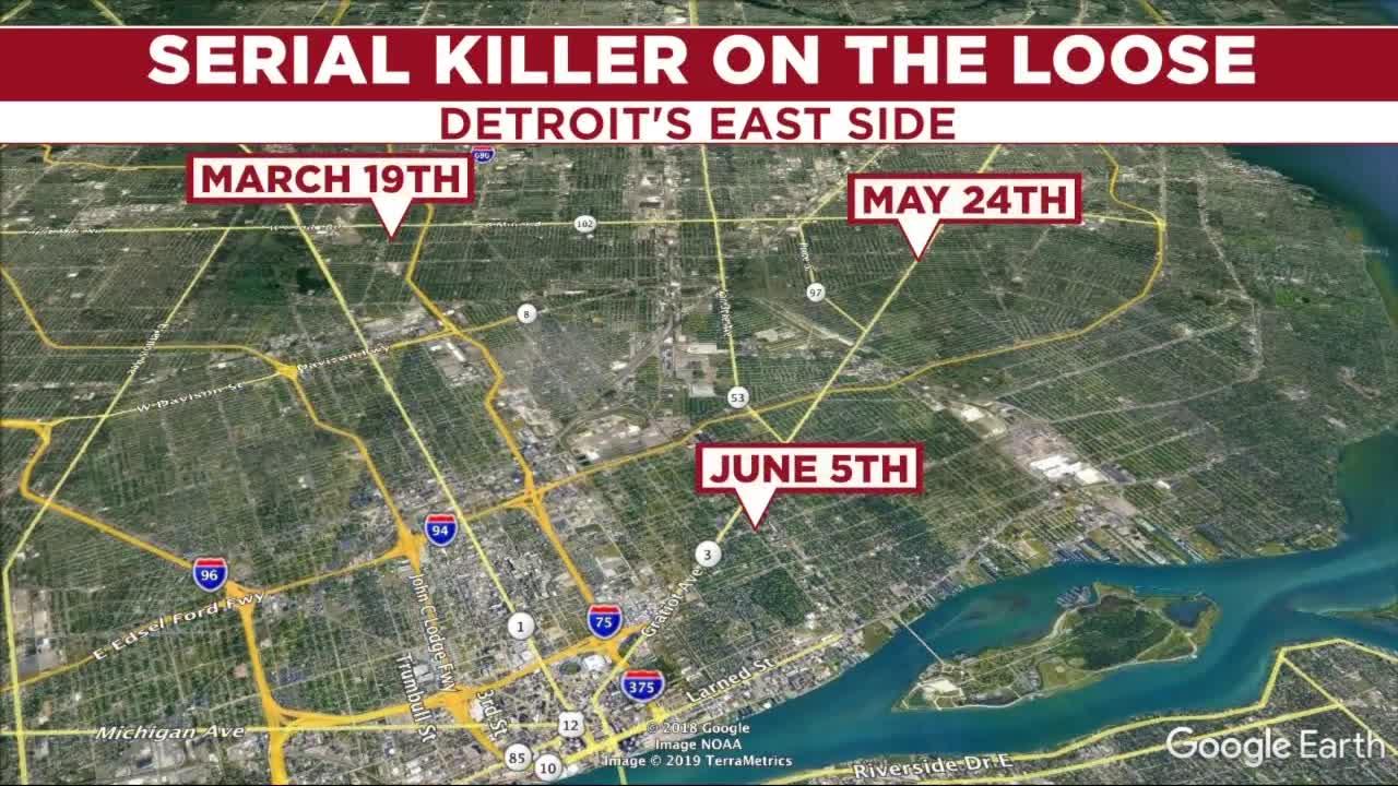 Potential serial killer, rapist targeting sex workers on