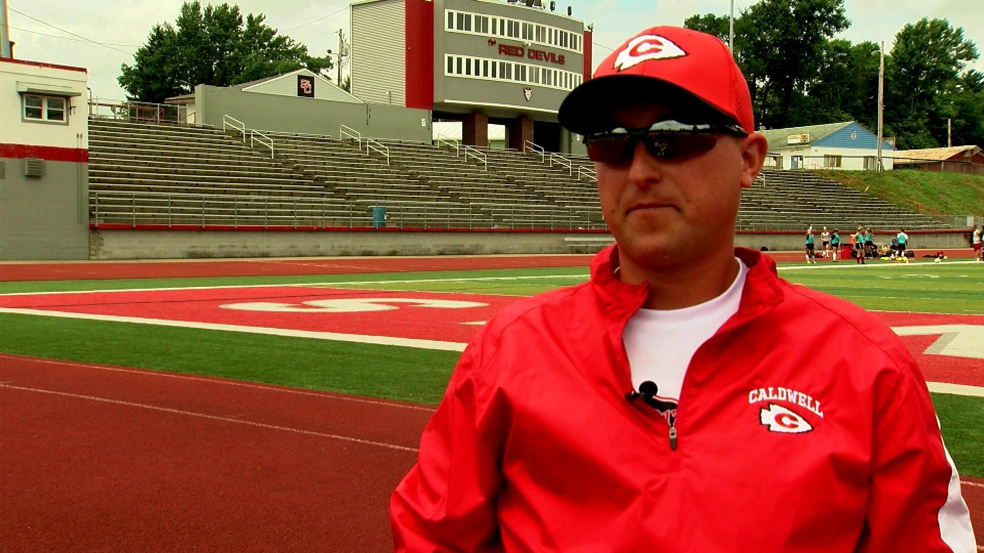 Coach Grant Gaydos