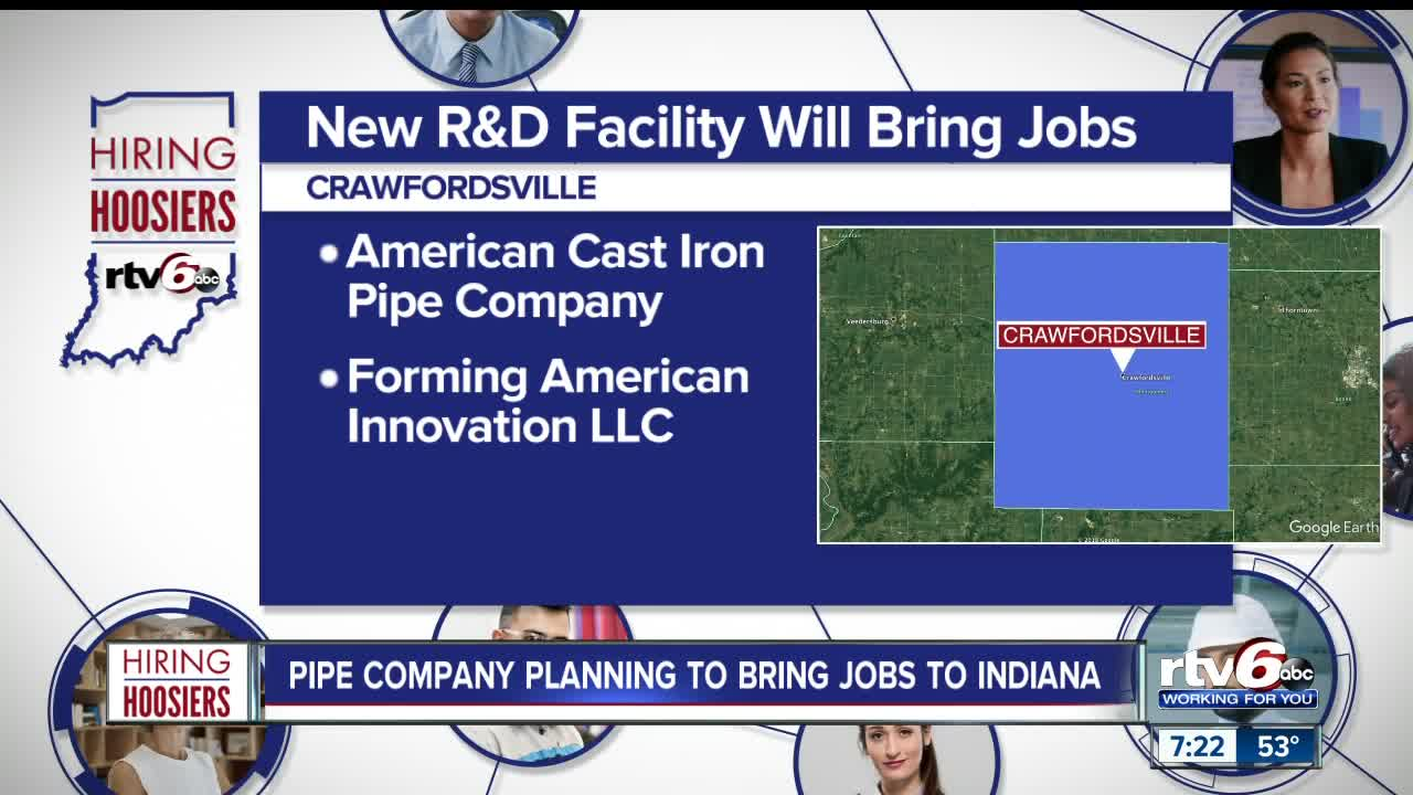 American Cast Iron Pipe Company to bring new jobs to